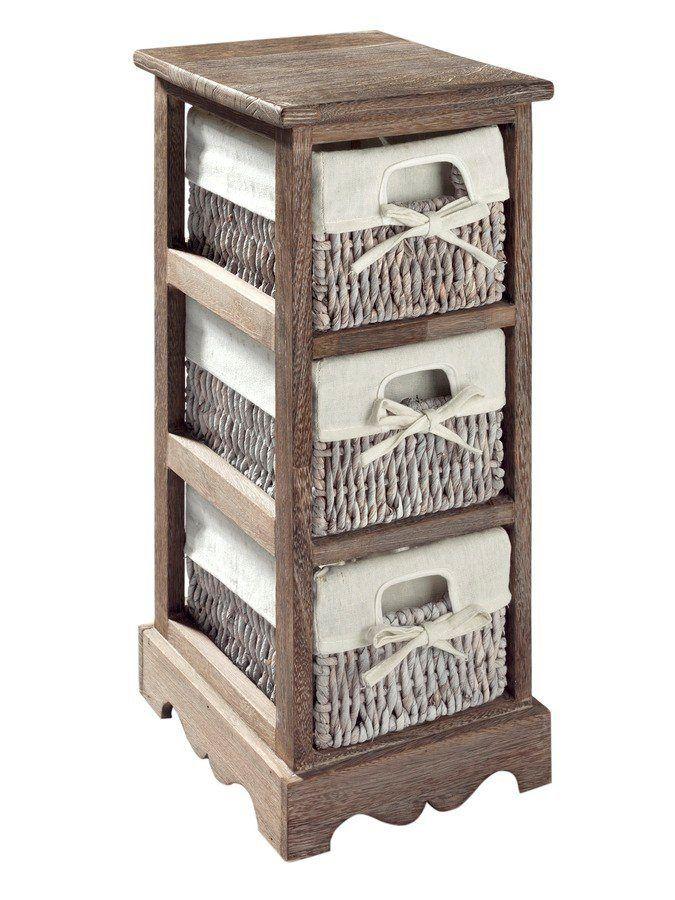 Regal braun, heine home Jetzt bestellen unter: https://moebel.ladendirekt.de/bad/badmoebel/badregale/?uid=b963db66-6a7a-56e5-9143-a58da9c330ee&utm_source=pinterest&utm_medium=pin&utm_campaign=boards #badregale #bad #badmoebel #regal