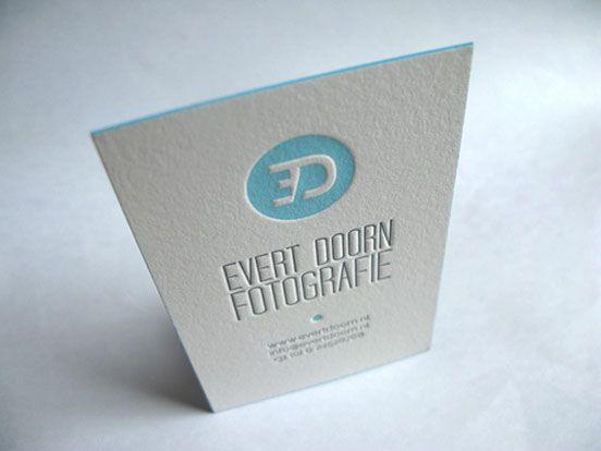 Evert Doorn Business Card