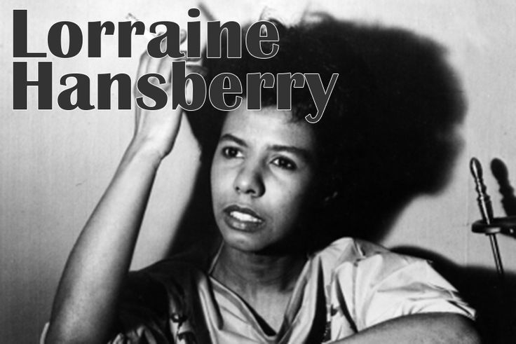 Lorraine Hansberry (playwright and writer)