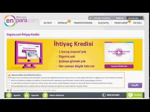 Finansbank.Enpara.COM Kredi Başvurusu Nasıl Yapılır ? - http://www.kredivekarti.com/finansbank-enpara-kredi-basvurusu/ #kredibasvurusu #enpara