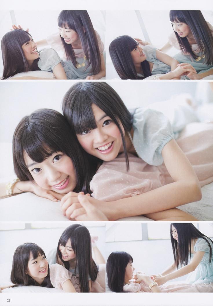 #HKT48 Miyawaki Sakura, Motomura Aoi