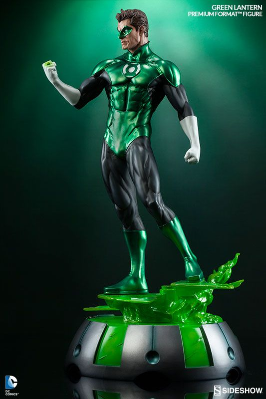 DC Comics Green Lantern - Hal Jordan Premium Format(TM) Figu   Sideshow Collectibles