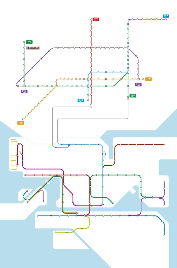 MTR trip planner, Hong Kong