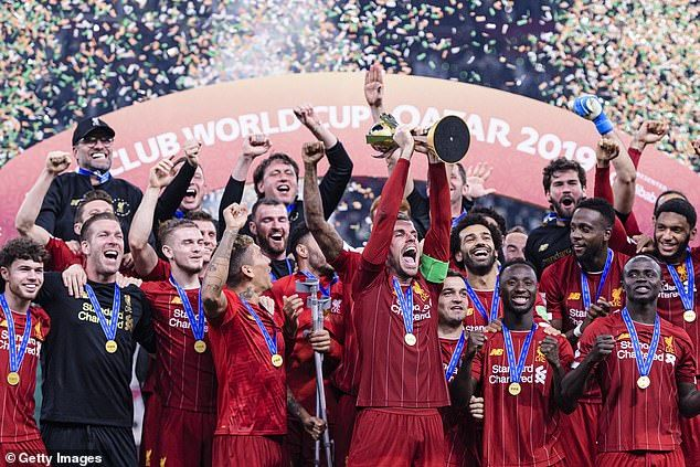 Liverpool Granted Permission To Wear Gold Fifa World Club Cup Winners Badge For One Game