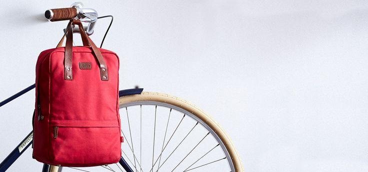Toffee Centennial Backpack   Waxed canvas with padded notebook compartment for MacBook, Surface & more