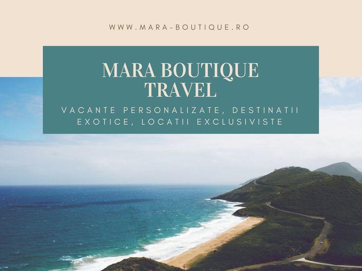 MARA BOUTIQUE TRAVEL Vacante personalizate, destinatii exotice, locatii exclusiviste, croaziere de lux, pachete speciale honeymoon, hoteluri premium, safari, city-breaks & more! http://www.mara-boutique.ro/