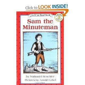 Sam the Minute Man, Benchley