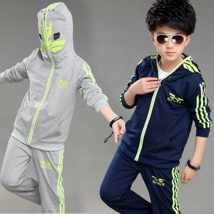 $23.90 (Buy here: https://alitems.com/g/1e8d114494ebda23ff8b16525dc3e8/?i=5&ulp=https%3A%2F%2Fwww.aliexpress.com%2Fitem%2FNEW-4Y-12Y-teen-boys-clothing-set-zipper-Batman-coat-pants-children-sports-suit-fashion-boys%2F32435700834.html ) V-TREE 4-12Y teen boys clothing set zipper Batman coat pants children sports suit boys sets kids school clothes for sport for just $23.90
