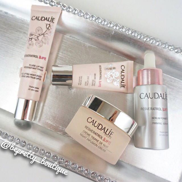 Do You Even Lift Caudalie S New Resveratrol Lift Line Is Perfect