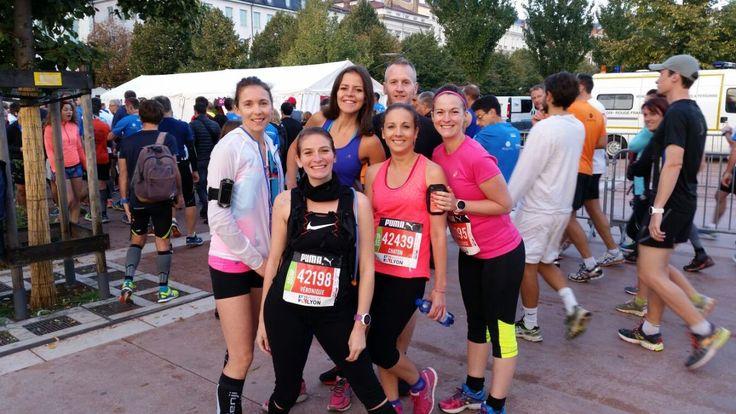 Run in Lyon 2015 Notre semi Marathon