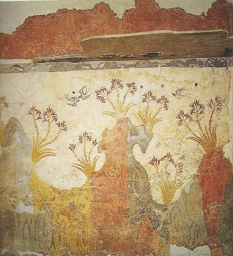 AkrotiriFavorite Fresco, Mycenaen Art, Places I D, Favourite Pix, Greek Art