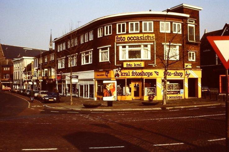 Hoofdstraat Apeldoorn (jaartal: 1970 tot 1980) - Foto's SERC