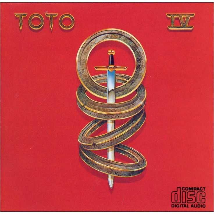 Toto - Toto IV (CD), Pop Music