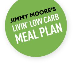 Livin' Low Carb Meal Plan
