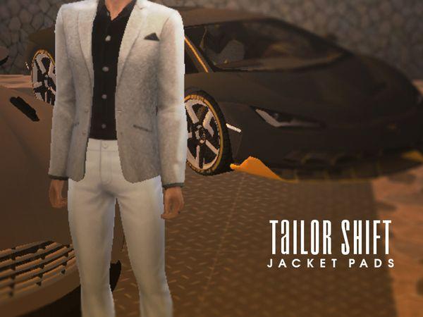 tailorshift's Elbow Patch Jacket v1