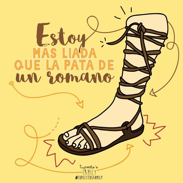 Esta semana con la preparación de la nueva agenda 2015-2016 vamos mas liados que la pata de un romano!! #tupecitos #tupecitosfamily #ilustracion #diseño #design #liadisimos #barcelonacreativa