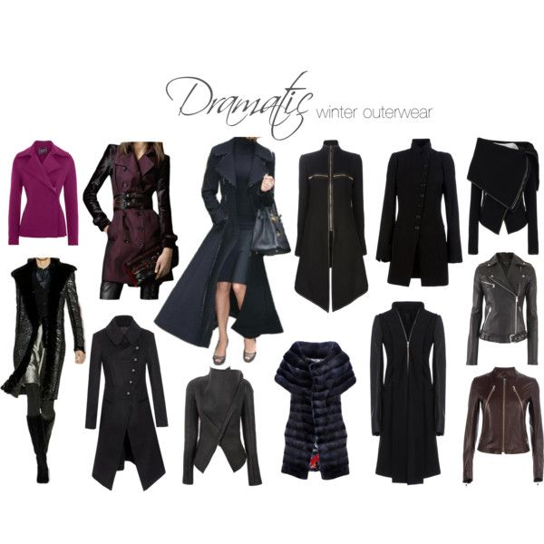 Dramatic winter outerwear by theluxejunkie on Polyvore featuring R13, Gareth Pugh, Ann Demeulemeester, Giorgio Brato, Maison Margiela, Lanvin, Jitrois and Burberry