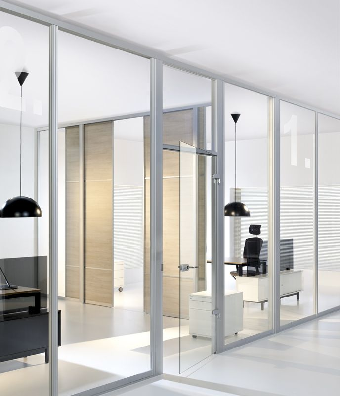 Partition walls from Komandor. www.komandor.com