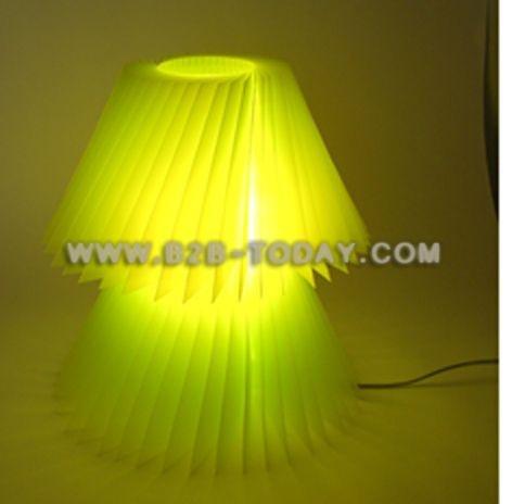 Polypropylene table lamp