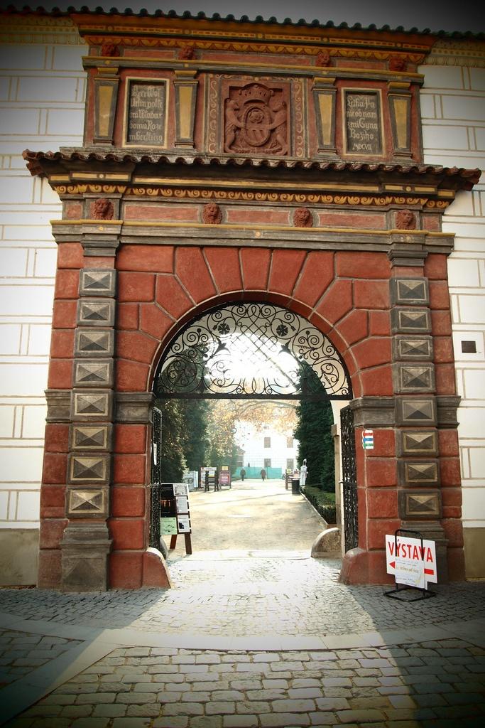 Historic Gate - Třeboň