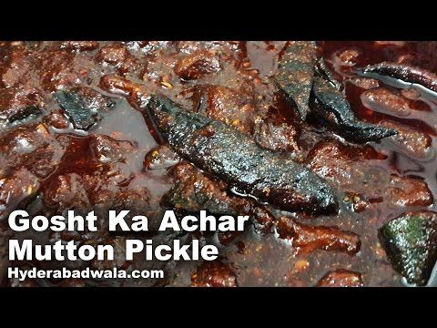 how to make achar at home