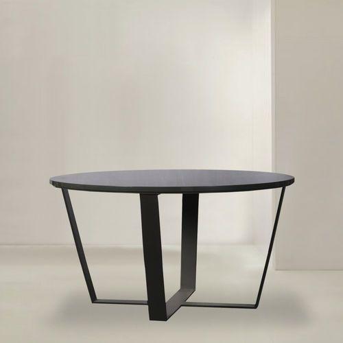Современный стол / из дерева / из металла / круглый ARTY XVL HOME COLLECTION