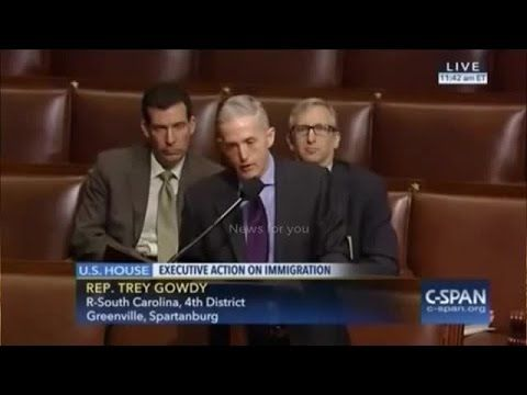 SHOCKING!! Trey Gowdy revealed Obama Tried to take down the congress,