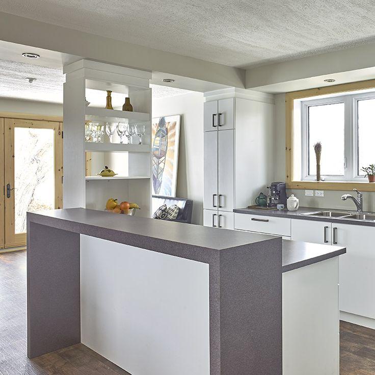 les 25 meilleures id es concernant comptoirs en stratifi sur pinterest stratifi formica. Black Bedroom Furniture Sets. Home Design Ideas