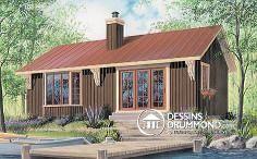 Plan de maison no. W2923 de dessinsdrummond.com