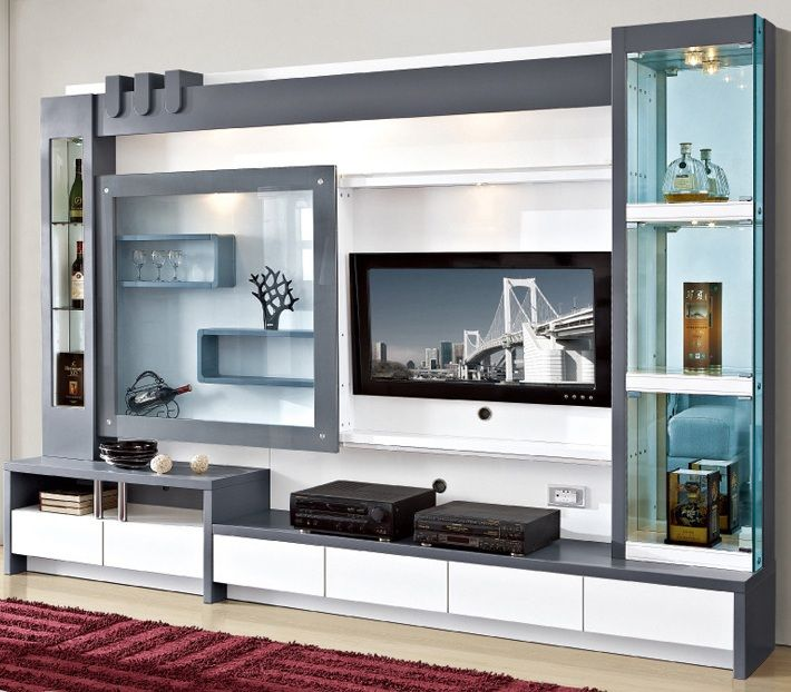 10 Simple Latest Wooden Showcase Designs With Pictures Wall Tv Unit Design Wall Unit Decor Living Room Tv Unit Designs