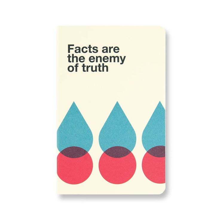 Notebook NB QTS FACTS SMALL-PLAIN