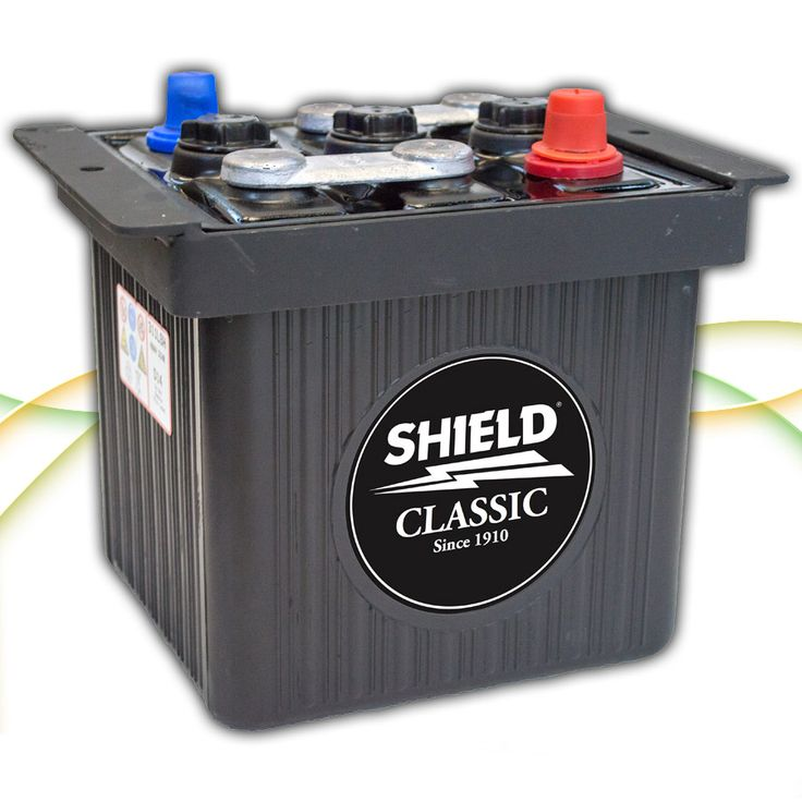 Type 311LBH 6v Classic & Vintage Car Battery www.batterycharged.co.uk/shop/brands/shield-batteries/6v-classic-car-batteries/shield-311lbh-6v-classic-car-1135097.html