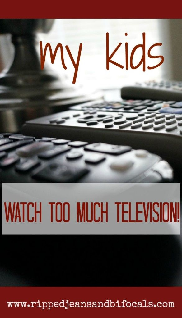 disadvantages of watching too much tv Scientific american is the essential guide to the most awe  and may come from watching too much  that a lot of tv watching can surely cause eye.