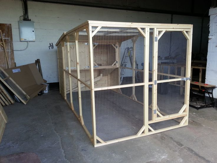 The Walk In Single Rabbit Hutch we sell are made from quality timber that is planed all around. This Double Rabbit hutch is designed for you to screw together yourself.  Select required options from below to order. We also offer a bespoke design service if the size you require is not listed.