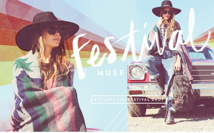 The Festival Shop - Festival Clothing & Apparel at Free People