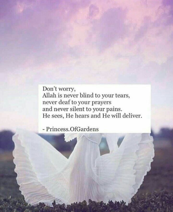 If your prayers dont get answered remember Allah SWT is the best of planners and has better planned for you than your wishes