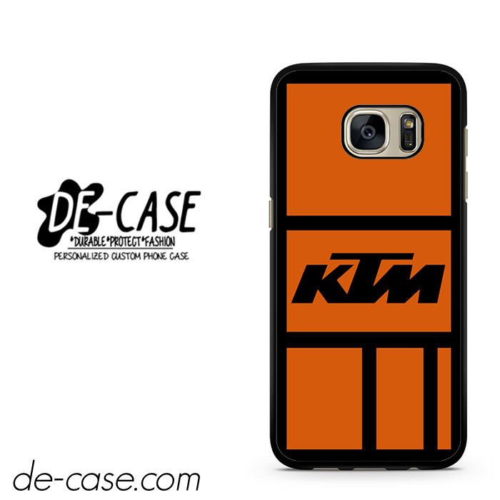 Ktm Motor DEAL-6238 Samsung Phonecase Cover For Samsung Galaxy S7 / S7 Edge