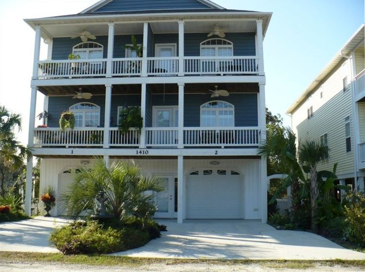 House vacation rental in Carolina Beach from VRBO.com! #vacation #rental #travel #vrboCarolina Beach