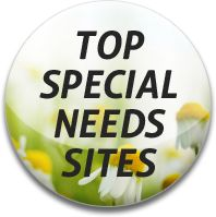 Top 100 Special Needs Resources on the Web.  Their list is a great collection of sites that highlight both individual and family journeys with special needs. Some of the sites offer advice or links to additional resources that they feel are very useful to those in the special education field.