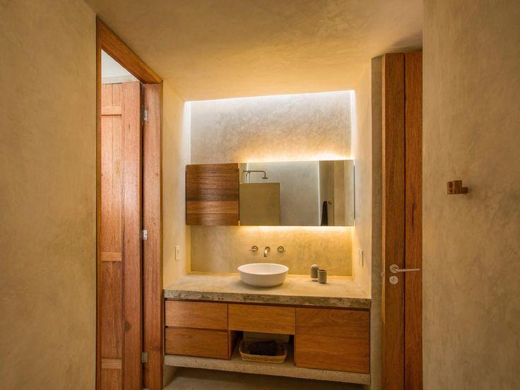 Com 85 m², casa une alma indígena à estrutura de concreto e aos cobogós - UOL Estilo de vida