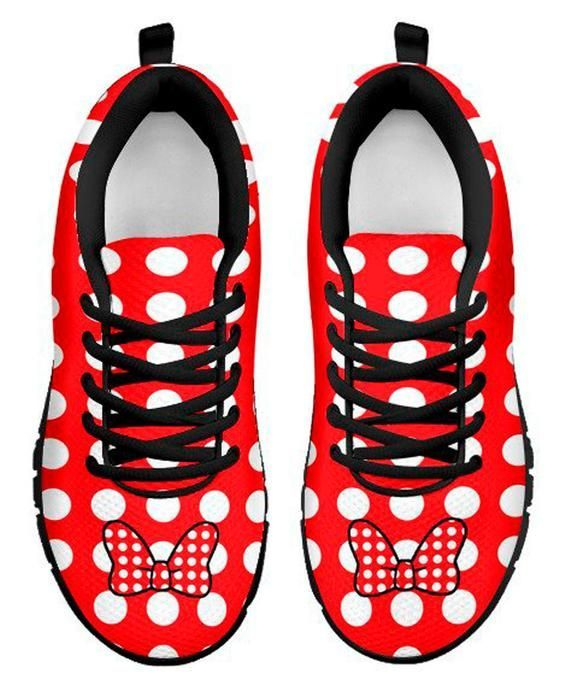 Minnie mouse shoes, Womens tennis shoes