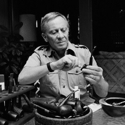 Norman Fell - Mr. Roper lol.