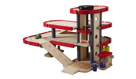 Plan Toys - Parking Garage (Plan Toys) - FREE SHIPPING - $89.96 : All ...