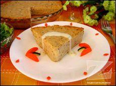 Pâté au saumon sans pâte