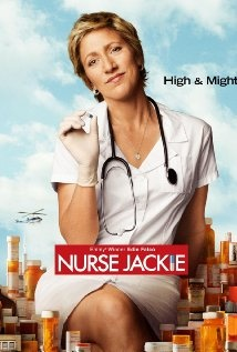 Nurse Jackie - Career & Family - is their a balance.  I'm glad I'm not throwing addiction and affairs into the mix.