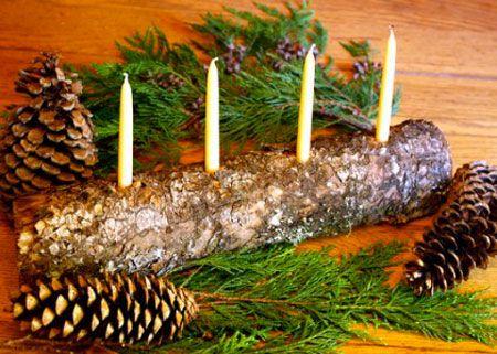 yule | YULE LOG: Il Ceppo di Natale :: Ynis Afallach Tuath :: Il Viaggio del ...