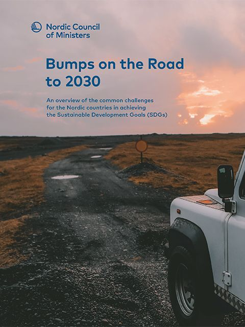 Bumps on the Road to 2030 : An overview of the common challenges for the Nordic countries in achieving the Sustainable Development Goals (SDGs)