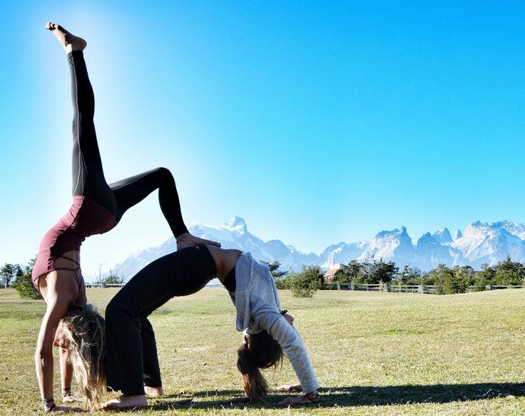 #yoga - torres del paine