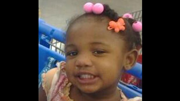 FBI joins search for missing Miss. toddler Myra Lewis