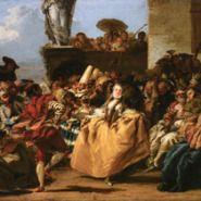 Σκηνή Καρναβαλιού (ή The Minuet) | Ανδρονίκη, η νηπιαγωγός.